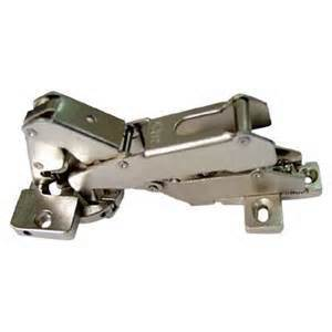 180 degree clip on hinge & plate