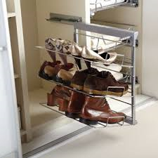 2 Tier Pullot Shoe rack